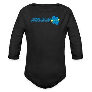 Kids MTGE Logoed T-shirt - Long Sleeve Baby Bodysuit