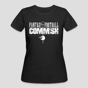 Fantasy Football Commish - Women's 50/50 T-Shirt