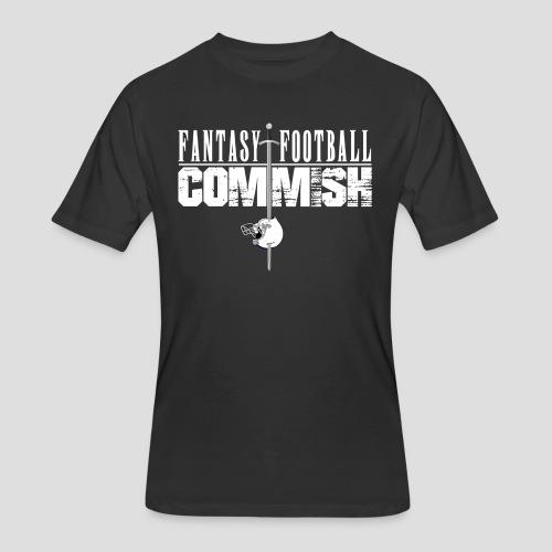 Fantasy Football Commish - Men's 50/50 T-Shirt