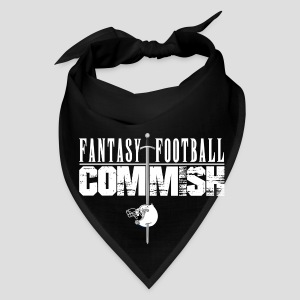Fantasy Football Commish - Bandana