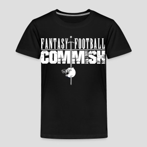 Fantasy Football Commish - Toddler Premium T-Shirt