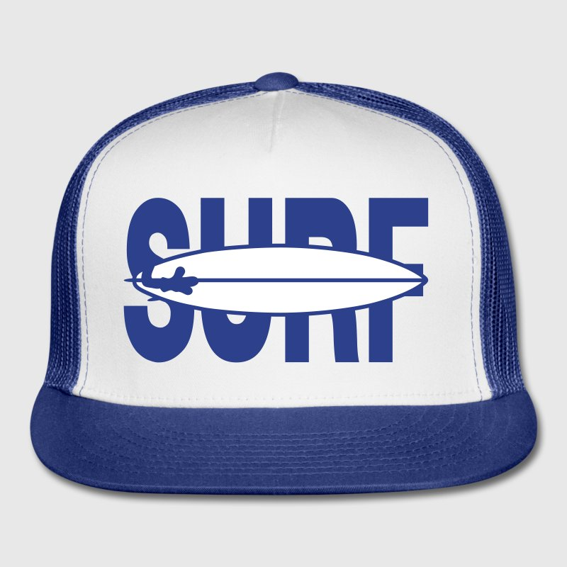 Surf Caps - Trucker Cap