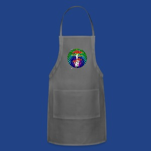 Haight Ashbury Psychedelic - Adjustable Apron