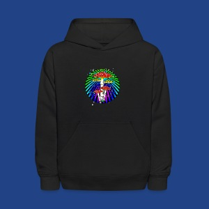 Haight Ashbury Psychedelic - Kids' Hoodie