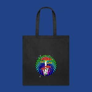 Haight Ashbury Psychedelic - Tote Bag