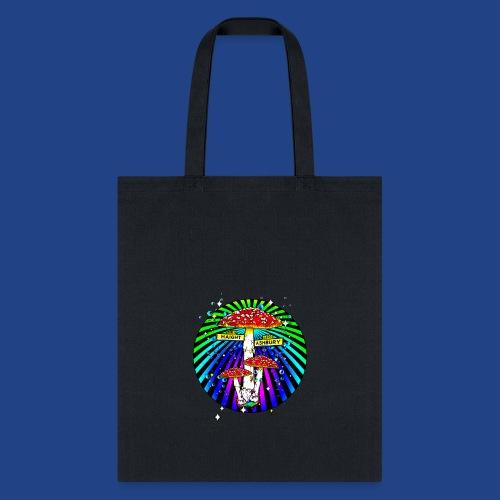 Haight Ashbury Psychedelic - Tote Bag