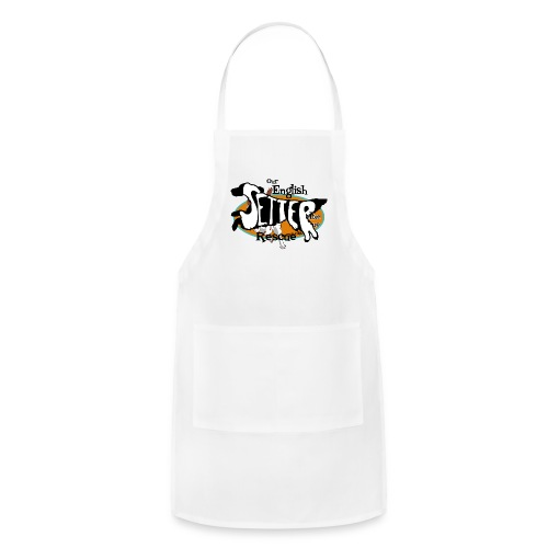 Women's Double-sided hoodie with dual setters - Adjustable Apron