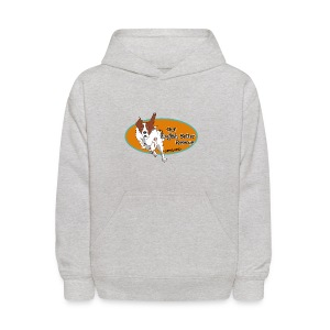 Women's Double-sided hoodie with dual setters - Kids' Hoodie