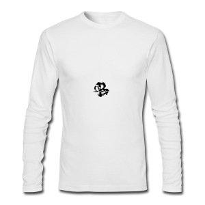 Blessed B Water Bottle - Men's Long Sleeve T-Shirt by Next Level