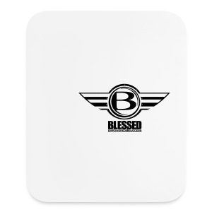 Blessed Airborne Mug - Mouse pad Vertical