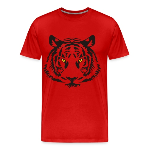 Tiger – Leonard - Men's Premium T-Shirt