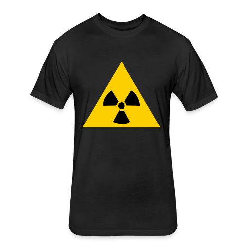 Leonard Radioactive - Fitted Cotton/Poly T-Shirt by Next Level