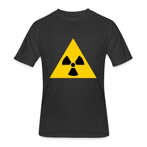 Leonard Radioactive - Men's 50/50 T-Shirt