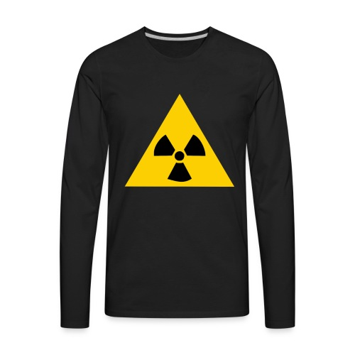 Leonard Radioactive - Men's Premium Long Sleeve T-Shirt