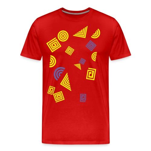 Geometry - Men's Premium T-Shirt