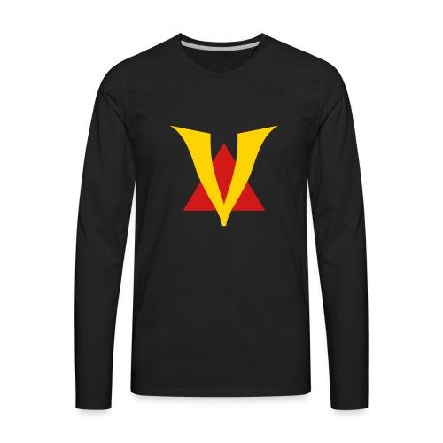 VenturianTale Logo - Men's Premium Long Sleeve T-Shirt