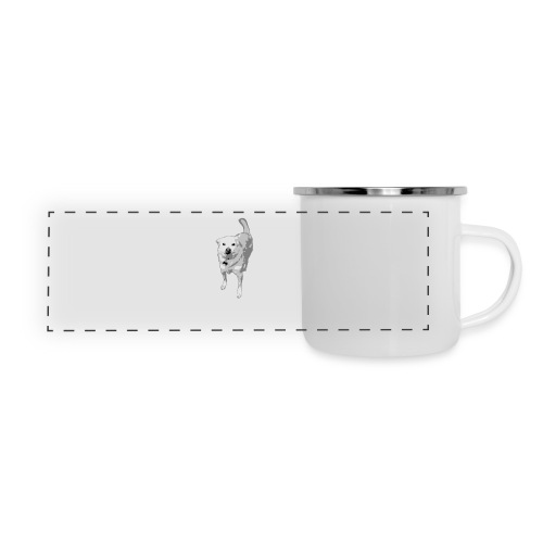 Jeff D. Band Premium Tank Top (m) - Panoramic Camper Mug