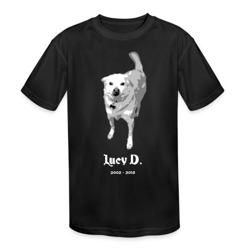Jeff D. Band Premium Tank Top (m) - Kid's Moisture Wicking Performance T-Shirt