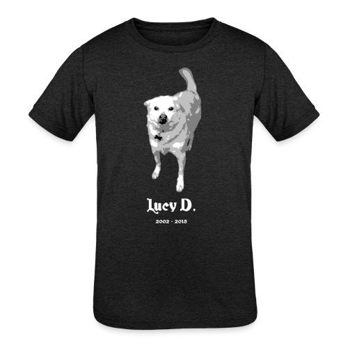 Jeff D. Band Premium Tank Top (m) - Kid's Tri-Blend T-Shirt