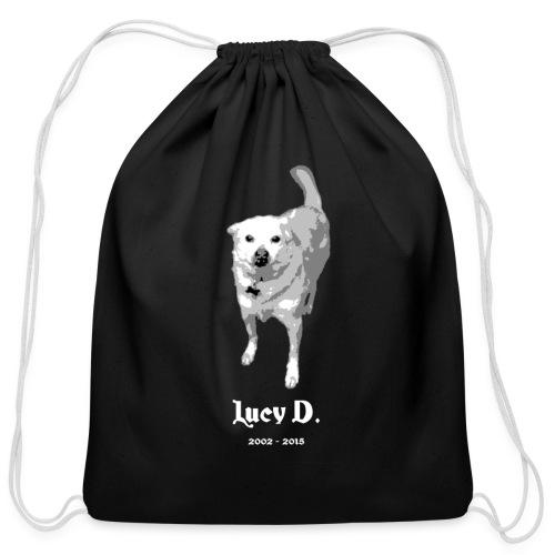 Jeff D. Band Premium Tank Top (m) - Cotton Drawstring Bag