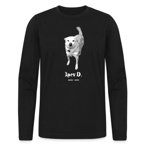 Jeff D. Band Premium Tank Top (m) - Men's Long Sleeve T-Shirt by Next Level