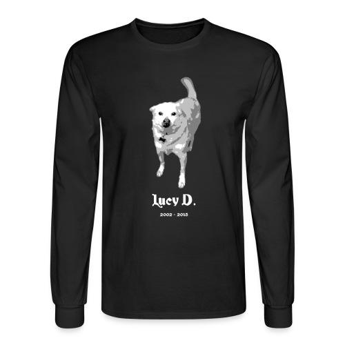 Jeff D. Band Premium Tank Top (m) - Men's Long Sleeve T-Shirt