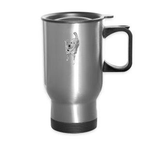 Jeff D. Band Premium Tank Top (m) - Travel Mug