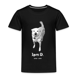 Jeff D. Band Premium Tank Top (m) - Toddler Premium T-Shirt