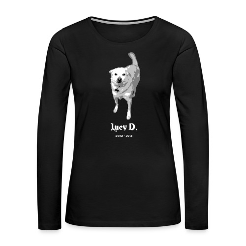 Jeff D. Band Premium Tank Top (m) - Women's Premium Long Sleeve T-Shirt