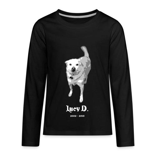 Jeff D. Band Premium Tank Top (m) - Kids' Premium Long Sleeve T-Shirt