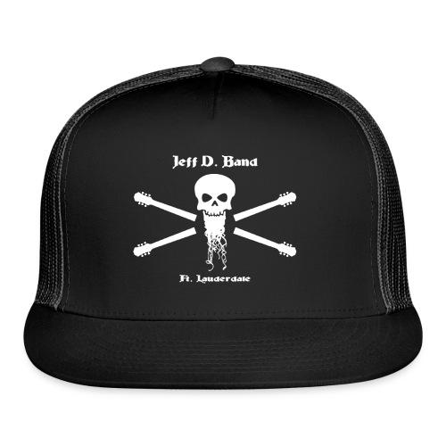 Jeff D. Band Tall Sized T-Shirt (m) - Trucker Cap