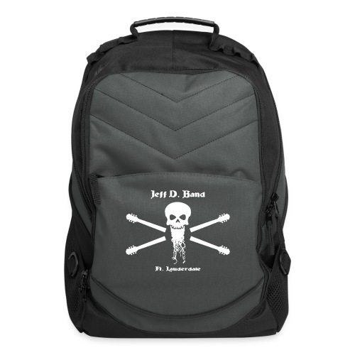 Jeff D. Band Tall Sized T-Shirt (m) - Computer Backpack