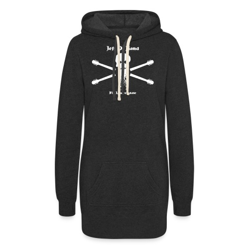 Jeff D. Band Tall Sized T-Shirt (m) - Women's Hoodie Dress