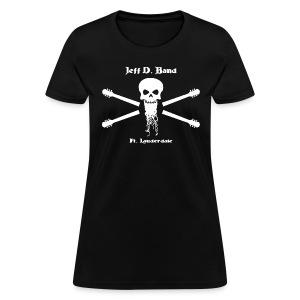 Jeff D. Band Tall Sized T-Shirt (m) - Women's T-Shirt
