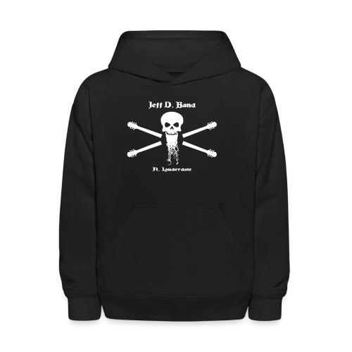 Jeff D. Band Tall Sized T-Shirt (m) - Kids' Hoodie