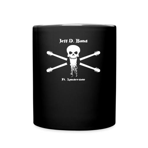 Jeff D. Band Tall Sized T-Shirt (m) - Full Color Mug