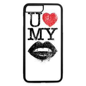 iPhone 7 Plus/8 Plus Rubber Case - tshirts,shopping,gifts,fashion,clothing,city,capitallcity,capitall,DONT SHOOT