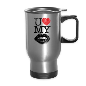 Travel Mug - tshirts,shopping,gifts,fashion,clothing,city,capitallcity,capitall,DONT SHOOT