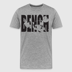 Bench Press T-Shirts - Men's Premium T-Shirt