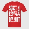 Powerlifting - Big 3 - Squat, Bench, Deadlift T-Shirts - Men's T-Shirt