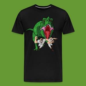 Men's ARK #REKT Hoodie - Men's Premium T-Shirt