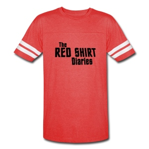 The Red Shirt Diaries Red Shirt - Vintage Sport T-Shirt