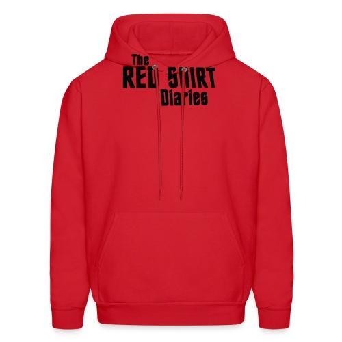 The Red Shirt Diaries Red Shirt - Men's Hoodie
