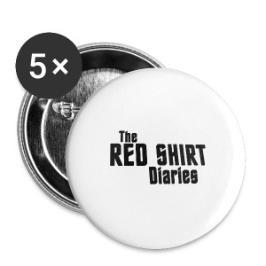 The Red Shirt Diaries Red Shirt - Large Buttons