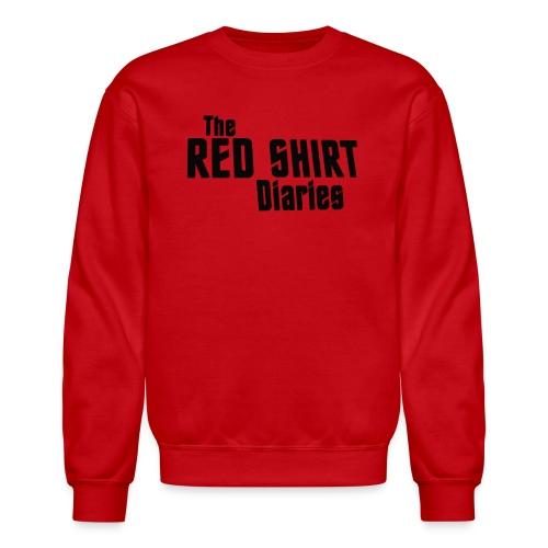 The Red Shirt Diaries Red Shirt - Crewneck Sweatshirt