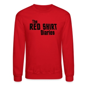The Red Shirt Diaries Red Shirt - Crewneck Sweatshirt