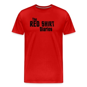 The Red Shirt Diaries Red Shirt - Men's Premium T-Shirt