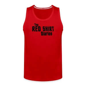 The Red Shirt Diaries Red Shirt - Men's Premium Tank