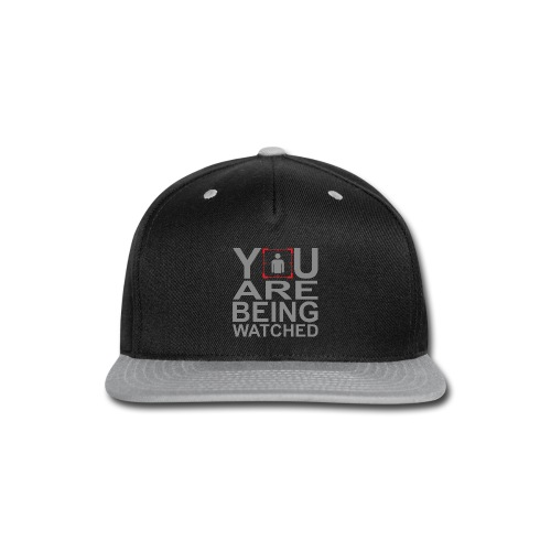 Person of Interest - You Are Being Watched - Snap-back Baseball Cap