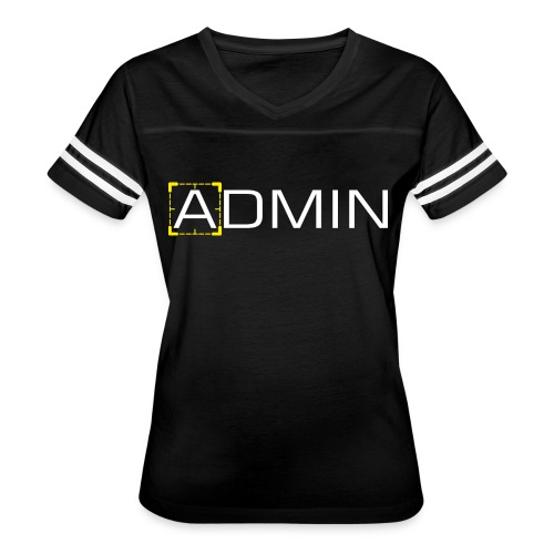 Person of Interest - Admin - Women's Vintage Sport T-Shirt
